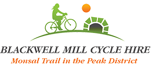 Blackwell Mill Cycle Hire Logo